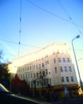 Blaue Stadt - Kurzgeschichte