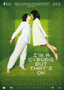I'm a Cyborg but that's ok Trailer Kritik