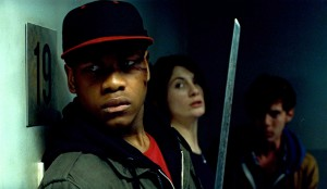 Attack the Block Ninja Bild
