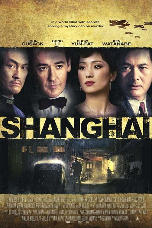 Shanghai Film Poster