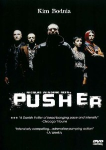 pusher plakat
