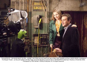 Die-Muppets-Segel-Adams Bild