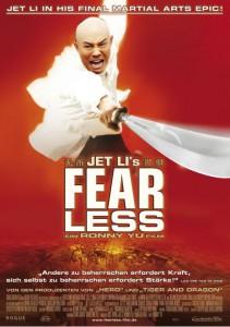 Fearless Plakat