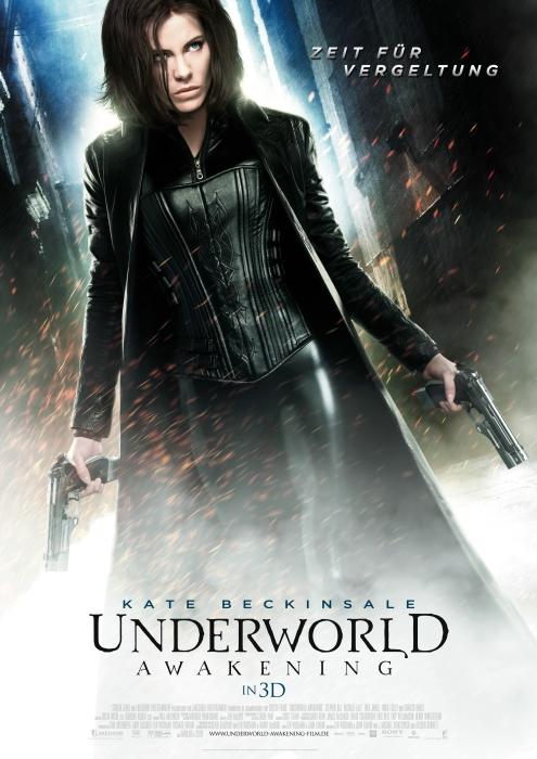 Underworld Awakening Plakat