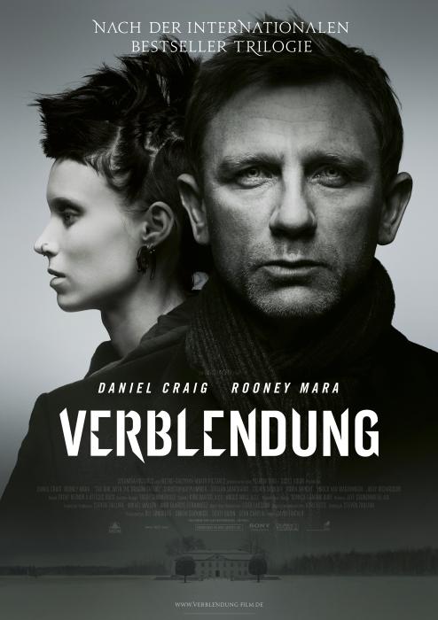 Verblendung Poster