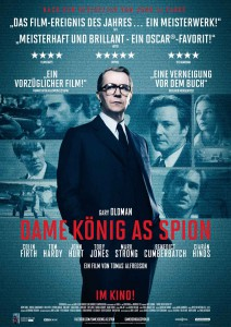 Dame Knig As Spion Poster