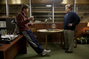 Moneyball Hill Pitt Bild