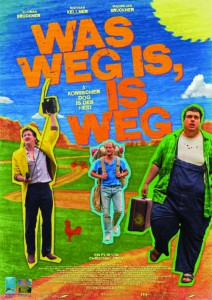 was weg is is weg Poster