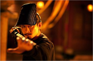 Detective dee andy lau Image