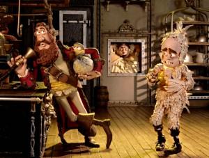 Die Piraten Ein haufen merkwürdiger Typen gefiedert Bild