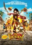Die Piraten Ein haufen merkwürdiger Typen Plakat