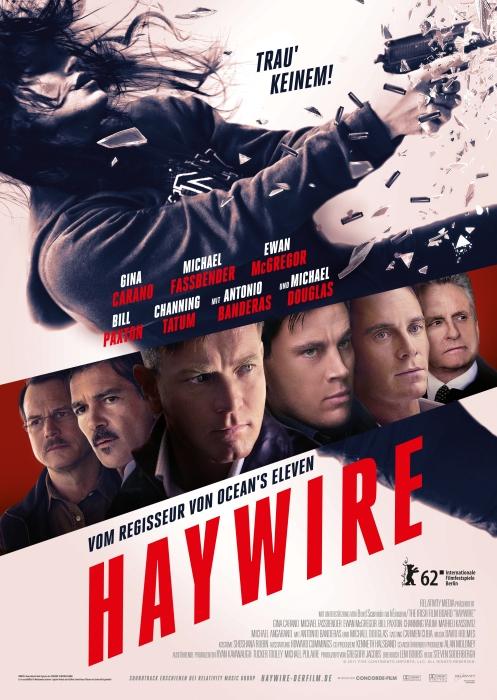 Haywire Plakat