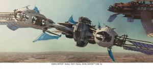 JOHN CARTER Fliegen Bild