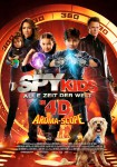 Spy Kids 4d Poster