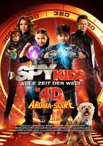Spy Kids 4d Poster