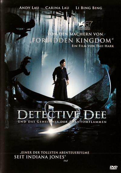 detective dee Plakat