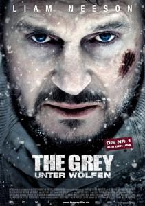 The Grey - Unter Wölfen Plakat