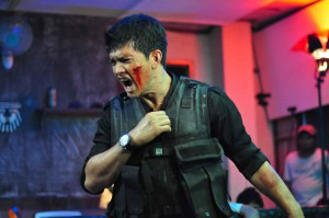 The Raid iko uwais Bild