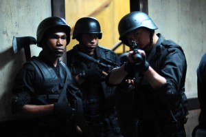 The Raid joe taslim Bild