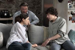 To Rome With Love Jesse Eisenberg Ellen Page Alec Baldwin Bild