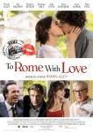 To Rome With Love Plakat
