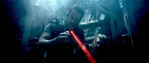 Lockout Guy Pearce Maggie Grace Image