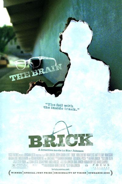Brick Plakat