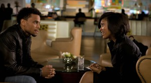 Denk wie ein Mann Michael Ealy Taraji P Henson Bild
