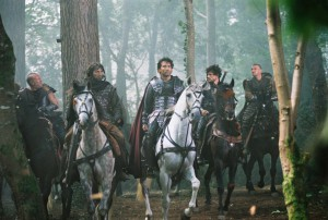 King Arthur Ritter der Tafelrunde Bild
