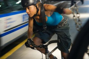 Premium Rush Dania Ramirez Bild
