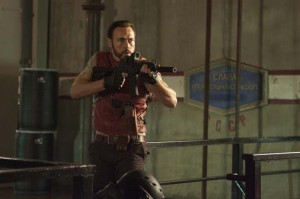 Resident Evil 5 Kevin Durand Bild