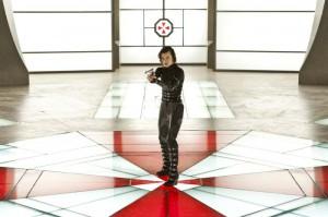Resident Evil 5 Milla Jovovich Umbrella Bild