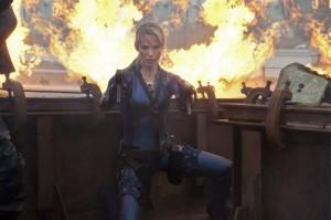 Resident Evil 5 Sienna Guillory Bild