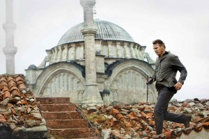 96 Hours - Taken 2 Liam Neeson dächer Bild