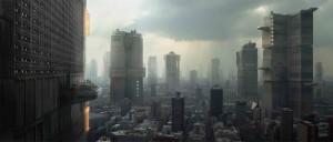 Dredd Mega City One Bild