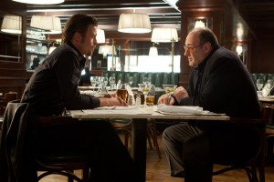 Killing-Them-Softly-Brad-Pitt-James-Gandolfini Bild