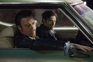 Killing Them Softly Brad Pitt Scoot McNairy Bild