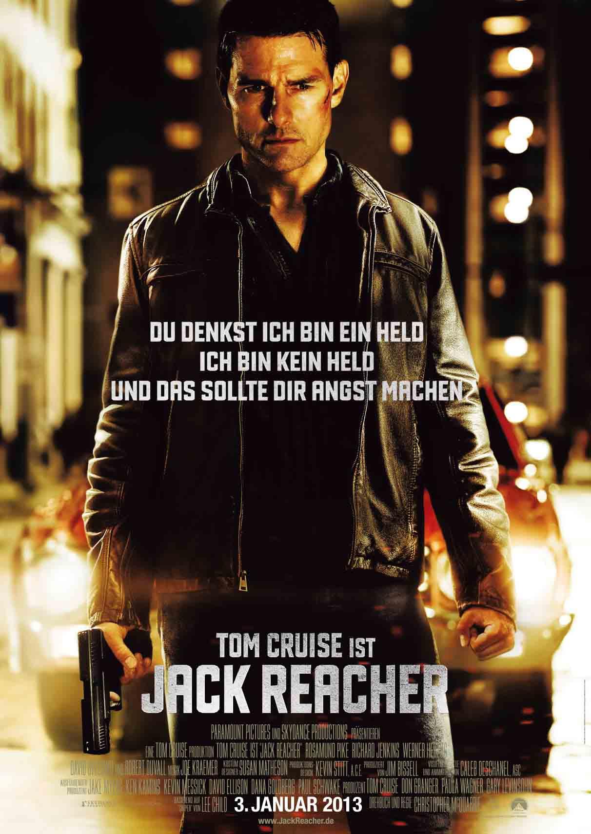 Jack Reacher Kritik