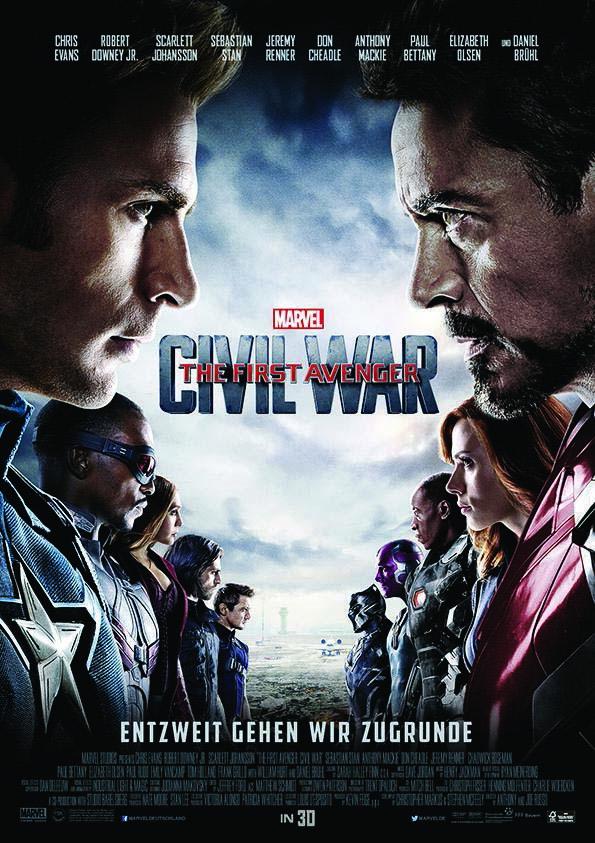 Civil War Avenger